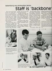 Texas Tech University - La Ventana Yearbook (Lubbock, TX) online yearbook collection, 1985 Edition, Page 170