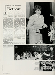Texas Tech University - La Ventana Yearbook (Lubbock, TX) online yearbook collection, 1985 Edition, Page 288