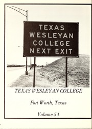 Texas Wesleyan University - Txweco Yearbook (Fort Worth, TX) online yearbook collection, 1979 Edition, Page 6