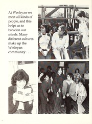 Texas Wesleyan University - Txweco Yearbook (Fort Worth, TX) online yearbook collection, 1982 Edition, Page 14