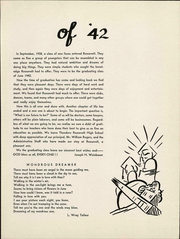Page 13, 1942 Edition, Theodore Roosevelt High School - Saga Yearbook (Bronx, NY) online yearbook collection