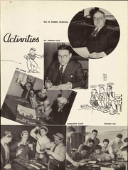 Page 15, 1942 Edition, Theodore Roosevelt High School - Saga Yearbook (Bronx, NY) online yearbook collection