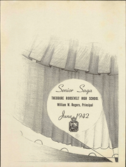 Page 7, 1942 Edition, Theodore Roosevelt High School - Saga Yearbook (Bronx, NY) online yearbook collection