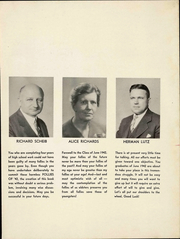 Page 9, 1942 Edition, Theodore Roosevelt High School - Saga Yearbook (Bronx, NY) online yearbook collection