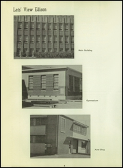 Page 8, 1955 Edition, Thomas A Edison High School - Spark Yearbook (San Antonio, TX) online yearbook collection