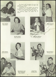 Thomas A Edison High School - Spark Yearbook (San Antonio, TX) online yearbook collection, 1958 Edition, Page 13 of 264