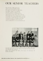 Page 15, 1959 Edition, Thomas Jefferson High School - Aurora Yearbook (Brooklyn, NY) online yearbook collection