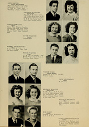Thomas Jefferson High School - Monticello Yearbook (Council Bluffs, IA) online yearbook collection, 1946 Edition, Page 11