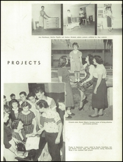 Page 13, 1957 Edition, Thomas Jefferson High School - Monticello Yearbook (Tampa, FL) online yearbook collection