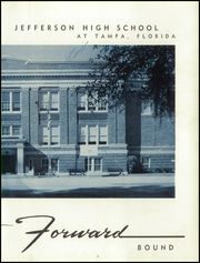 Page 7, 1957 Edition, Thomas Jefferson High School - Monticello Yearbook (Tampa, FL) online yearbook collection