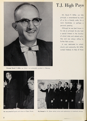 Page 6, 1960 Edition, Thomas Jefferson High School - Yellow Jacket Yearbook (Port Arthur, TX) online yearbook collection