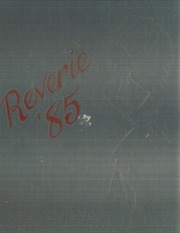 Thomas Wingate Andrews High School - Reverie Yearbook (High Point, NC) online yearbook collection, 1985 Edition, Cover