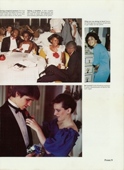 Page 13, 1985 Edition, Thomas Wingate Andrews High School - Reverie Yearbook (High Point, NC) online yearbook collection