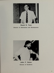 Page 15, 1973 Edition, Thompson Academy - Islander Yearbook (Boston, MA) online yearbook collection