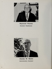 Page 16, 1973 Edition, Thompson Academy - Islander Yearbook (Boston, MA) online yearbook collection