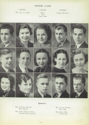 Page 15, 1938 Edition, Thornton Fractional North High School - Chronoscope Yearbook (Calumet City, IL) online yearbook collection