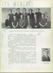 Page 11, 1939 Edition, Thornton Fractional North High School - Chronoscope Yearbook (Calumet City, IL) online yearbook collection