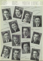 Page 12, 1939 Edition, Thornton Fractional North High School - Chronoscope Yearbook (Calumet City, IL) online yearbook collection
