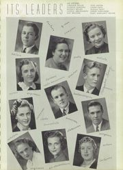 Page 13, 1939 Edition, Thornton Fractional North High School - Chronoscope Yearbook (Calumet City, IL) online yearbook collection