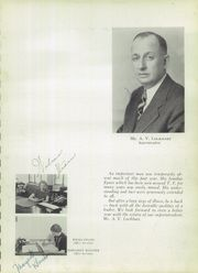 Page 9, 1939 Edition, Thornton Fractional North High School - Chronoscope Yearbook (Calumet City, IL) online yearbook collection