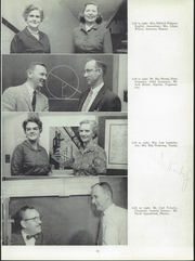 Page 17, 1960 Edition, Thornton Fractional North High School - Chronoscope Yearbook (Calumet City, IL) online yearbook collection