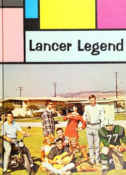 Thousand Oaks High School - Lancer Legend Yearbook (Thousand Oaks, CA) online yearbook collection, 1967 Edition, Cover
