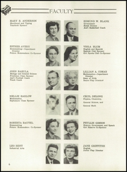 Page 10, 1949 Edition, Three Rivers High School - Reflector Yearbook (Three Rivers, MI) online yearbook collection