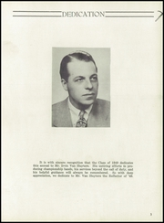 Page 7, 1949 Edition, Three Rivers High School - Reflector Yearbook (Three Rivers, MI) online yearbook collection