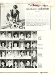 Thunderbird High School - Warrior Yearbook (Phoenix, AZ) online yearbook collection, 1987 Edition, Page 115