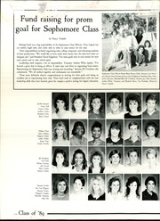 Thunderbird High School - Warrior Yearbook (Phoenix, AZ) online yearbook collection, 1987 Edition, Page 116 of 294