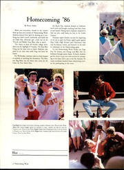 Thunderbird High School - Warrior Yearbook (Phoenix, AZ) online yearbook collection, 1987 Edition, Page 16
