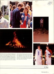 Thunderbird High School - Warrior Yearbook (Phoenix, AZ) online yearbook collection, 1987 Edition, Page 17 of 294