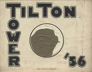 Tilton School - Tower Yearbook (Tilton, NH) online yearbook collection, 1956 Edition, Cover