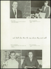 Page 14, 1956 Edition, Timothy Christian High School - Saga Yearbook (Elmhurst, IL) online yearbook collection