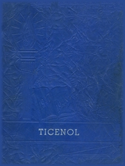 Tioga Central High School - Tiogan Yearbook (Tioga Center, NY) online yearbook collection, 1948 Edition, Cover