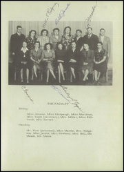 Page 13, 1948 Edition, Tioga Central High School - Tiogan Yearbook (Tioga Center, NY) online yearbook collection