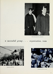 Page 11, 1961 Edition, Tippecanoe High School - Canoe Yearbook (Tipp City, OH) online yearbook collection