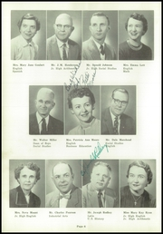 Page 10, 1957 Edition, Tipton High School - Tiptonian Yearbook (Tipton, IN) online yearbook collection