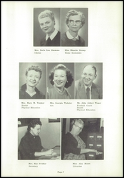 Page 11, 1957 Edition, Tipton High School - Tiptonian Yearbook (Tipton, IN) online yearbook collection
