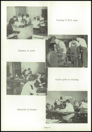 Page 14, 1957 Edition, Tipton High School - Tiptonian Yearbook (Tipton, IN) online yearbook collection