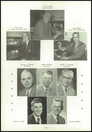 Page 8, 1957 Edition, Tipton High School - Tiptonian Yearbook (Tipton, IN) online yearbook collection