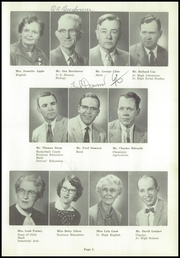 Page 9, 1957 Edition, Tipton High School - Tiptonian Yearbook (Tipton, IN) online yearbook collection