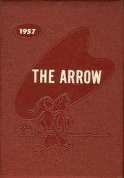 Tiskilwa High School - Arrow Yearbook (Tiskilwa, IL) online yearbook collection, 1957 Edition, Cover