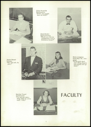 Page 10, 1957 Edition, Tiskilwa High School - Arrow Yearbook (Tiskilwa, IL) online yearbook collection