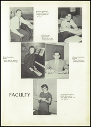 Page 11, 1957 Edition, Tiskilwa High School - Arrow Yearbook (Tiskilwa, IL) online yearbook collection