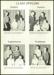 Page 12, 1957 Edition, Tiskilwa High School - Arrow Yearbook (Tiskilwa, IL) online yearbook collection