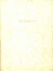 Titonka High School - Indian Yearbook (Titonka, IA) online yearbook collection, 1949 Edition, Cover