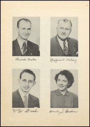 Page 12, 1949 Edition, Titonka High School - Indian Yearbook (Titonka, IA) online yearbook collection