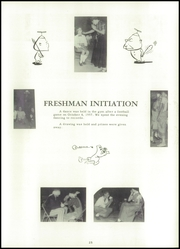 Titonka High School - Indian Yearbook (Titonka, IA) online yearbook collection, 1958 Edition, Page 29