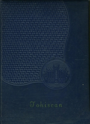 Toledo High School - Tohiscan Yearbook (Toledo, IA) online yearbook collection, 1954 Edition, Cover